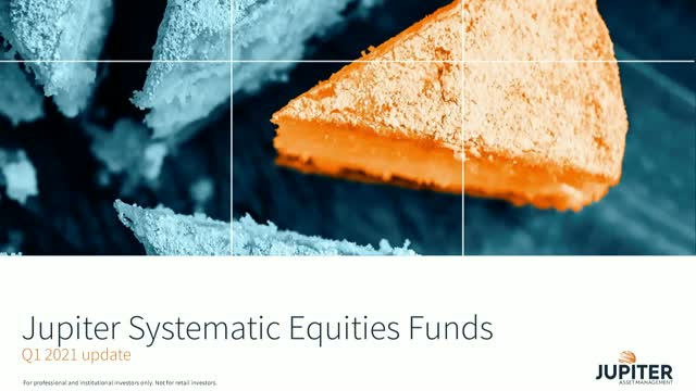 Systematic equities Q1 review: AM webcast