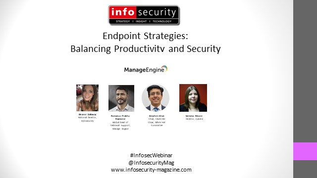 Endpoint Strategies: Balancing Productivity and Security