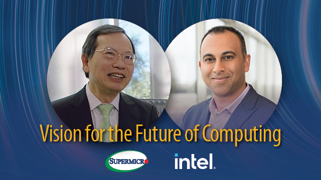 Vision for the Future of Computing – Performance Begins Now!