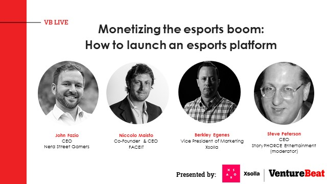 Monetizing the esports boom: How to launch an esports platform