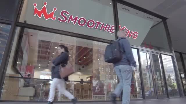 Smoothie King Video Case Study