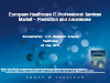 European Healthcare IT Professional Services Market – Prediction and Awareness