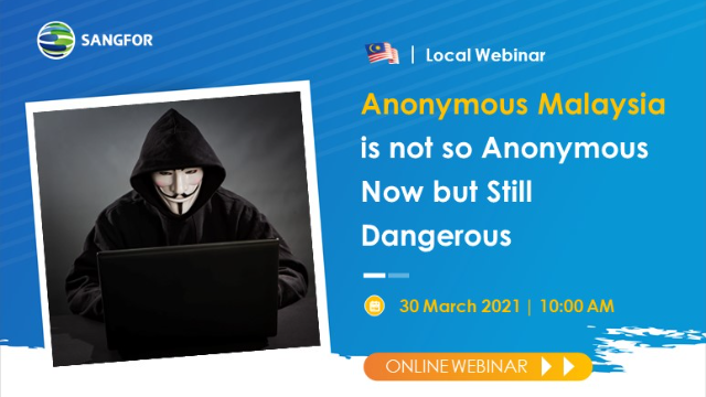 Anonymous Malaysia is not so Anonymous Now but Still Dangerous