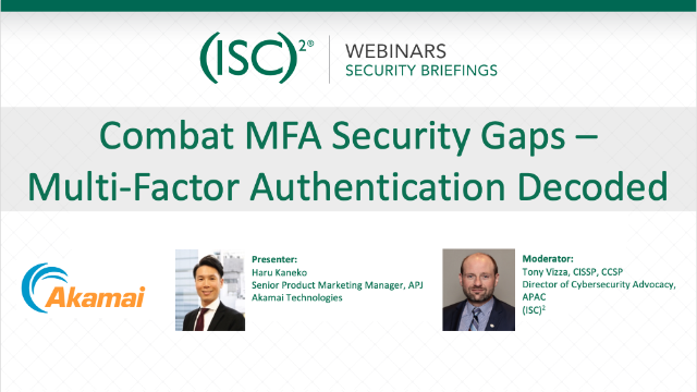 Combat MFA Security Gaps - Multi-Factor Authentication Decoded