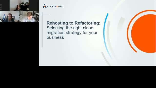 Rehosting to Refactoring: Selecting the right cloud migration strategy for your