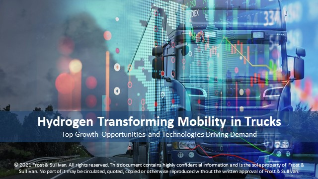 Hydrogen Transforming Mobility in Trucks