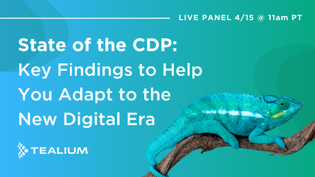 State of the CDP: Key Findings to Help You Adapt to the New Digital Era