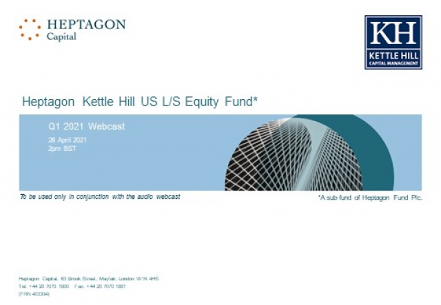 Kettle Hill US L/S Equity Fund Q1 2021 Webcast