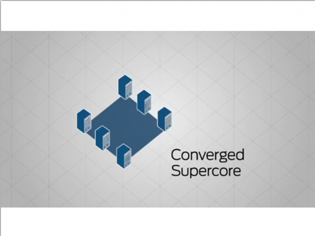 Converged Supercore Demo