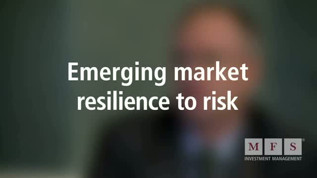 Emerging Markets Resilience to Risk
