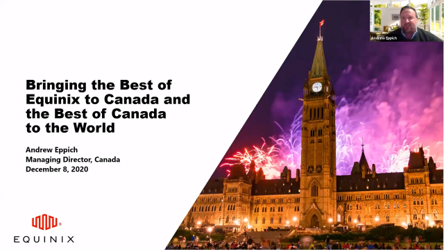 Why Canada? Understanding Equinix's $1B Investment in Canadian Data Centres