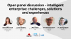 SAP and the intelligent enterprise: a panel discussion