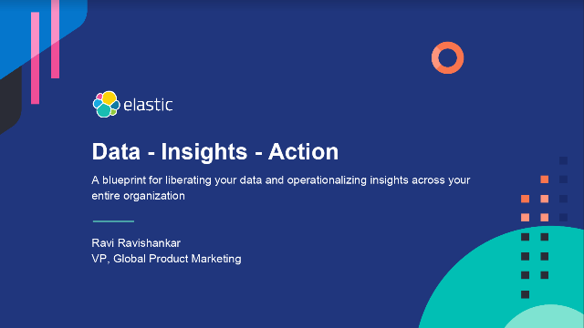 Blueprint to becoming insights driven