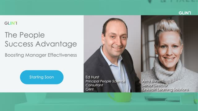 The People Success Advantage: Boosting Manager Effectiveness