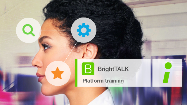 Getting Started with BrightTALK [April 20th, 10am AEST]