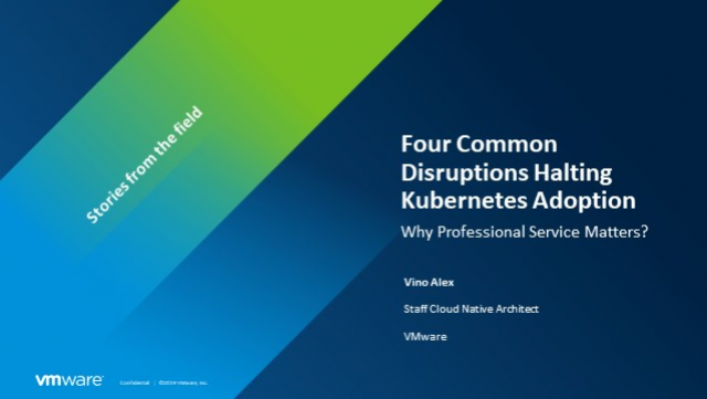 Stories From The Road: 4 Disruptors Halting Your Kubernetes Adoption