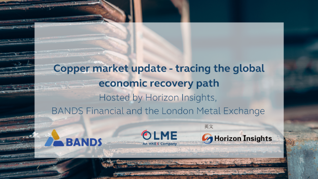 Copper market update - tracing the global economic recovery path