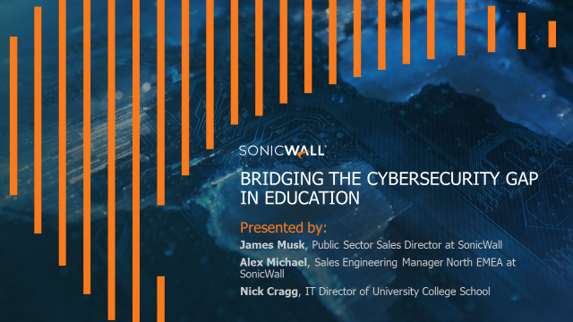 Bridging the Cybersecurity Gap in Education