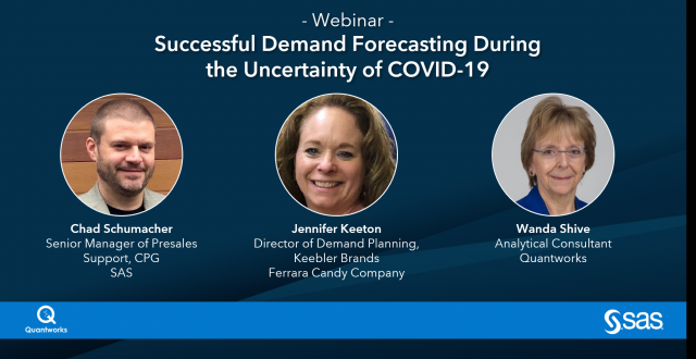 Successful Demand Forecasting During the Uncertainty of COVID-19