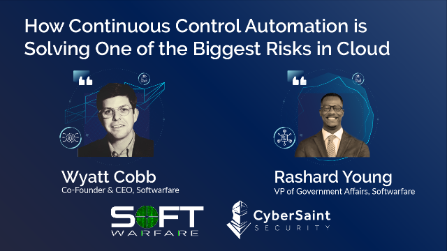 How Continuous Control Automation is Solving One of the Biggest Risks in Cloud