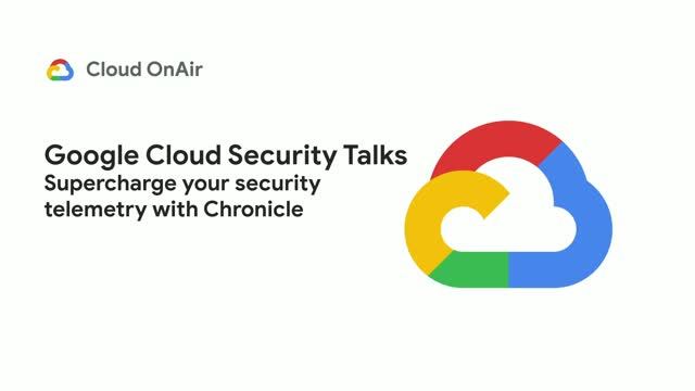Supercharge your security telemetry with Chronicle