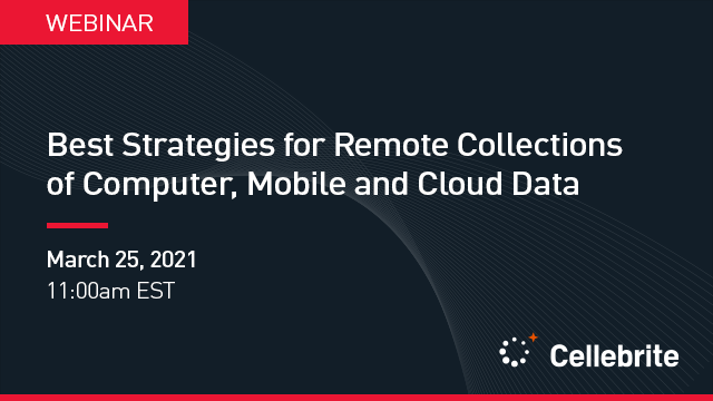 Best Strategies for Remote Collections with Computer, Mobile and Cloud