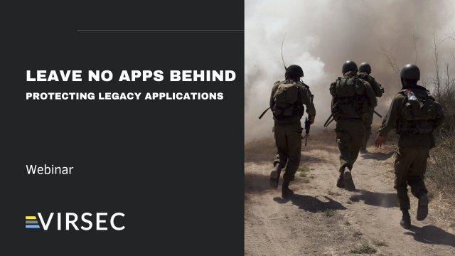 Leave No Apps Behind: Protecting Legacy Applications