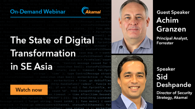 Accelerate your shift to Digital Business – Trends for South-East Asia