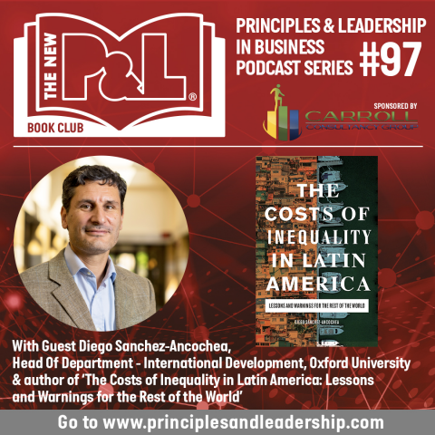 The New P&L speaks to Diego Sanchez-Ancochea, Head of Dept, Oxford University
