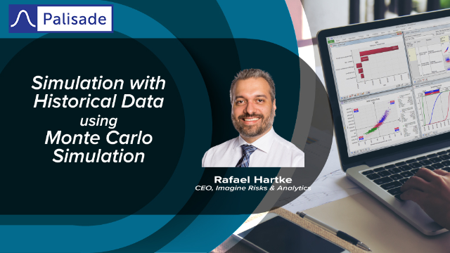 Simulation with Historical Data Using Monte Carlo Simulation