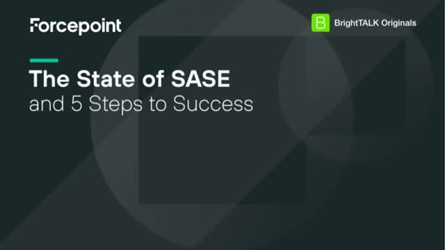 The State of SASE and 5 Steps to Success