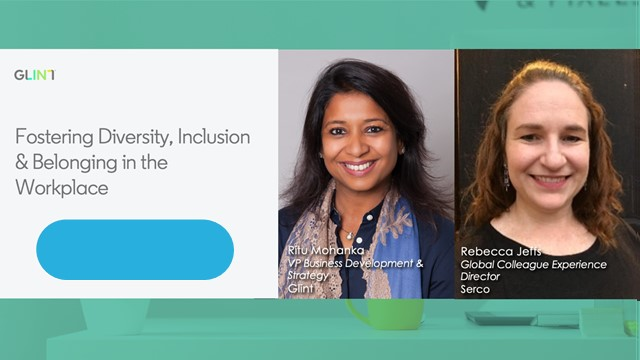 Fostering Diversity, Inclusion & Belonging in the Workplace