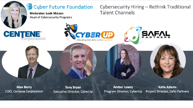 Cybersecurity Hiring – Rethink Traditional Talent Channels