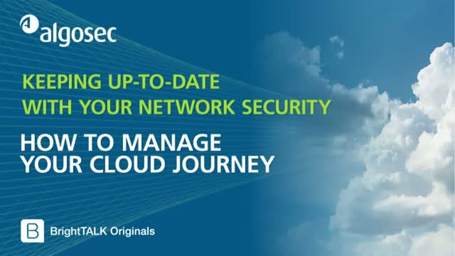 How to Manage Your Cloud Journey