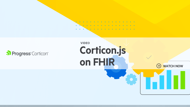 Corticon.js on FHIR