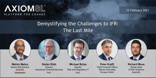 Demystifying the Challenges to IFR (Investment Firms Regulation): The Last Mile