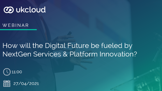 How will the Digital Future be fueled by NextGen Services & Platform Innovation?