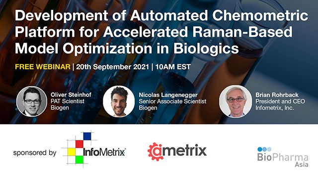 Development of automated chemometric platform for accelerated...