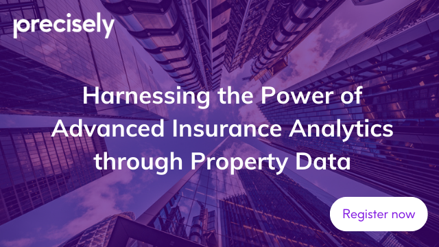 Harnessing the Power of Advanced Insurance Analytics through Property Data - BST