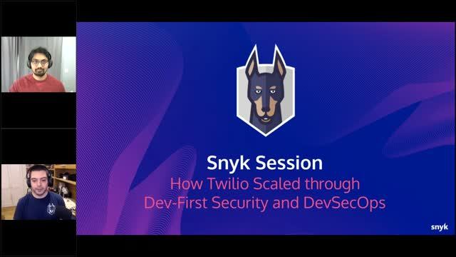 How Twilio Scaled through Dev-First Security and DevSecOps