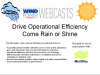 Drive Operational Efficiency Come Rain Or Shine