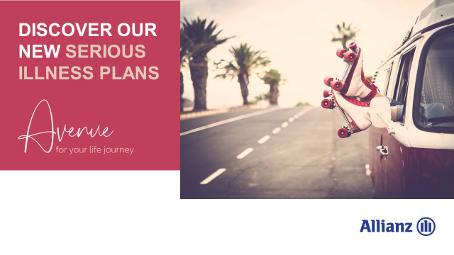 Discover Avenue - Our new international plans covering serious illnesses