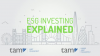 ESG Investing Explained - Busting the Myths