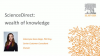 ScienceDirect: wealth of knowledge