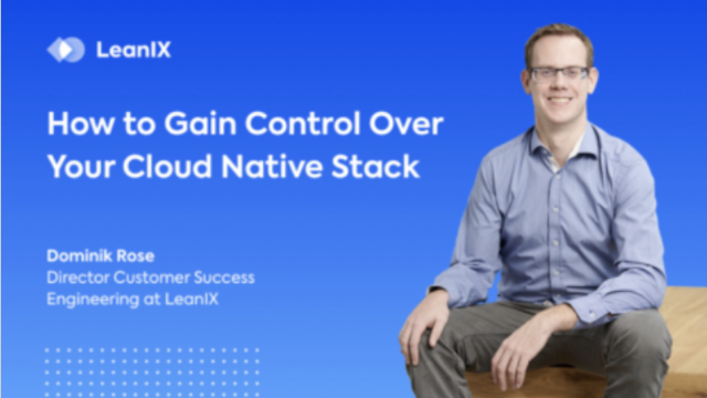 How To Gain Control Over Your Cloud Native Stack