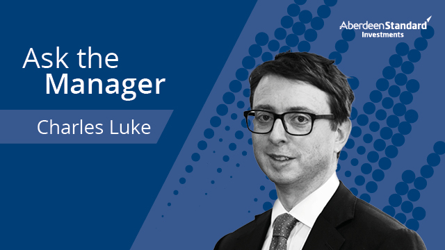 Ask the manager with Charles Luke