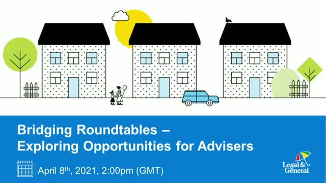 Bridging Roundtables - Exploring Opportunities for Advisers