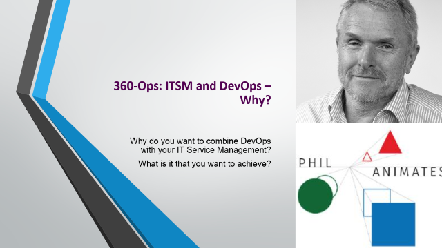 ITSM & DevOps: What are you trying to achieve?