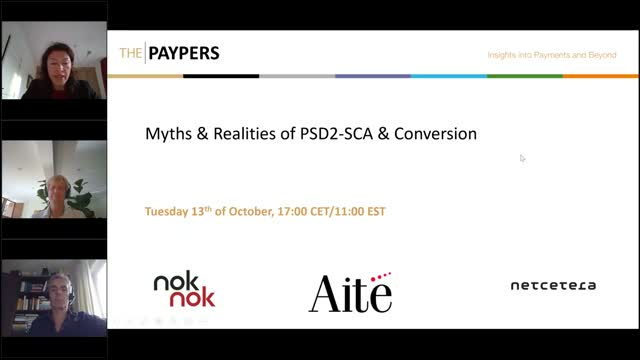 Myths and Realities of PSD2 SCA and Conversion
