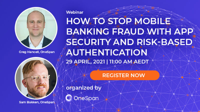 How to Stop Mobile Banking Fraud with App Security and Risk-Based Authentication